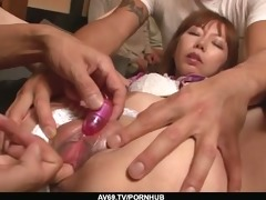 minami kitagawa´s foursome ends in an oriental