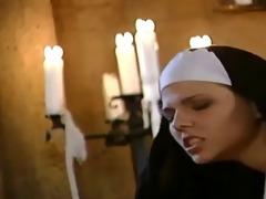 fresh nun in city