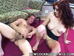 housewife scarlet pecker spooned