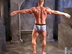 muscled dad yank davis 10