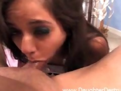 youthful legal age teenager gagged and