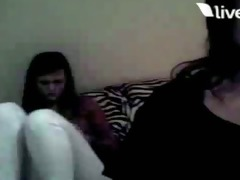 web camera cute juvenile gals
