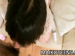 akari maeda - bewitching japanese legal age