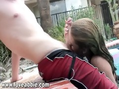 hawt 68 year old legal age teenager engulfing and