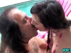 taut youthful hot doxy
