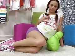 appealing a juvenile girl