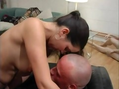 hawt youthful 6109yr old fucks her mature dude