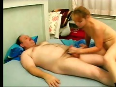 old guy makes love to caretaker (part 4 of 6)