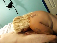 concupiscent wife and roomie bare and caught as