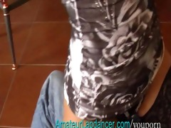 71 years old lapdancer