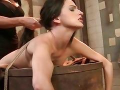 bitch goddess dominates juvenile slave girl