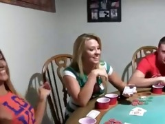 youthful schoolgirls fucking on poker night