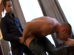 concupiscent youthful porn guys jp powers and