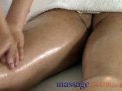 massage rooms concupiscent juvenile masseuse