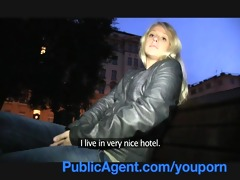publicagent blond student monika can my biggest