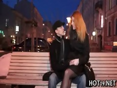 hotty group-fucked previous to her bf