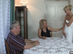 she is acquires lured into some by his parents