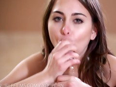 miniature yoga gal acquires the fuck of her life