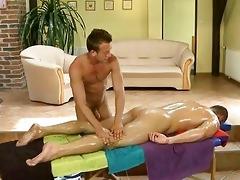 massaging juvenile hard knob