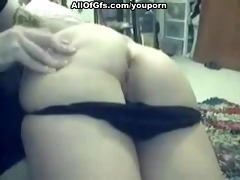 angel with hawt arse receives fingered