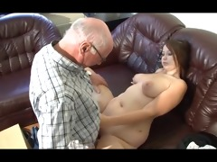 german older man makes youthful cutie lustful
