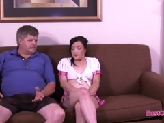 evie thalia - old ramrod in my a-hole