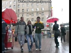 juvenile blond screwed from mcdonalds on the