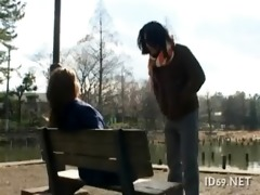 girls satisfy one boy-friend