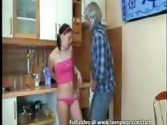 grandpa boning a legal age teenager doxy