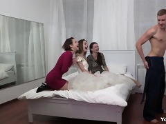 juvenile sex parties - bachelorette party with a