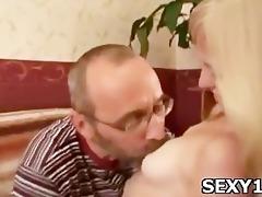 lustful fellow kisses cuties boobs