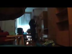 spy kitty copulates young policeman