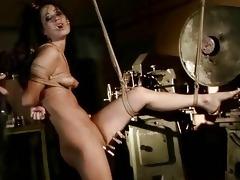 juvenile mistresse punishing sex bondman
