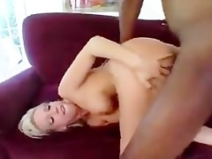 cute daughters share one large knob