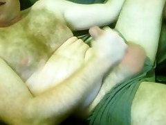 hirsute slutty married daddy wanks