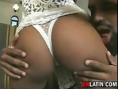 hot youthful latin hotty anal screwed