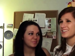 juvenile college students enjoying erotica