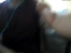 str youthful hunk busts on webcam