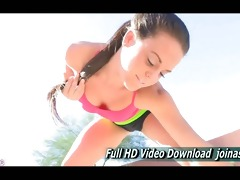 randi gal recent ftv young brown naturals have a