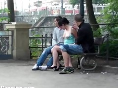 group sex with a cute legal age teenager in the
