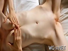 hottie bounds on large sex tool