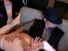 having pleasure with a hawt youthful slave