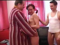 anna, nicolay and their chunky father s011