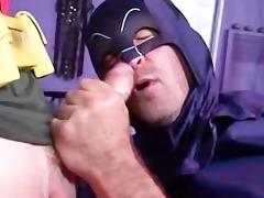 batman returns to fuck robin mad