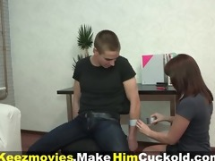 make him cuckold - cuckolded by the superlatively