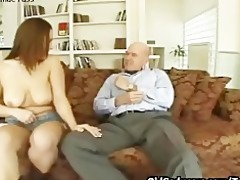 old playboy copulates 106y.o. girl