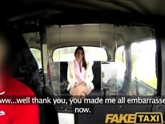 faketaxi ravishing brunette hair falls for sugar