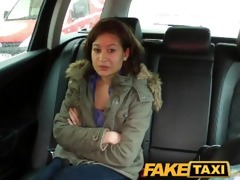faketaxi 34 years old and engulfing taxi ramrod