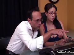 psychology of a foot fetish