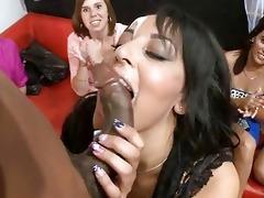 sexy juvenile gals engulfing weenie